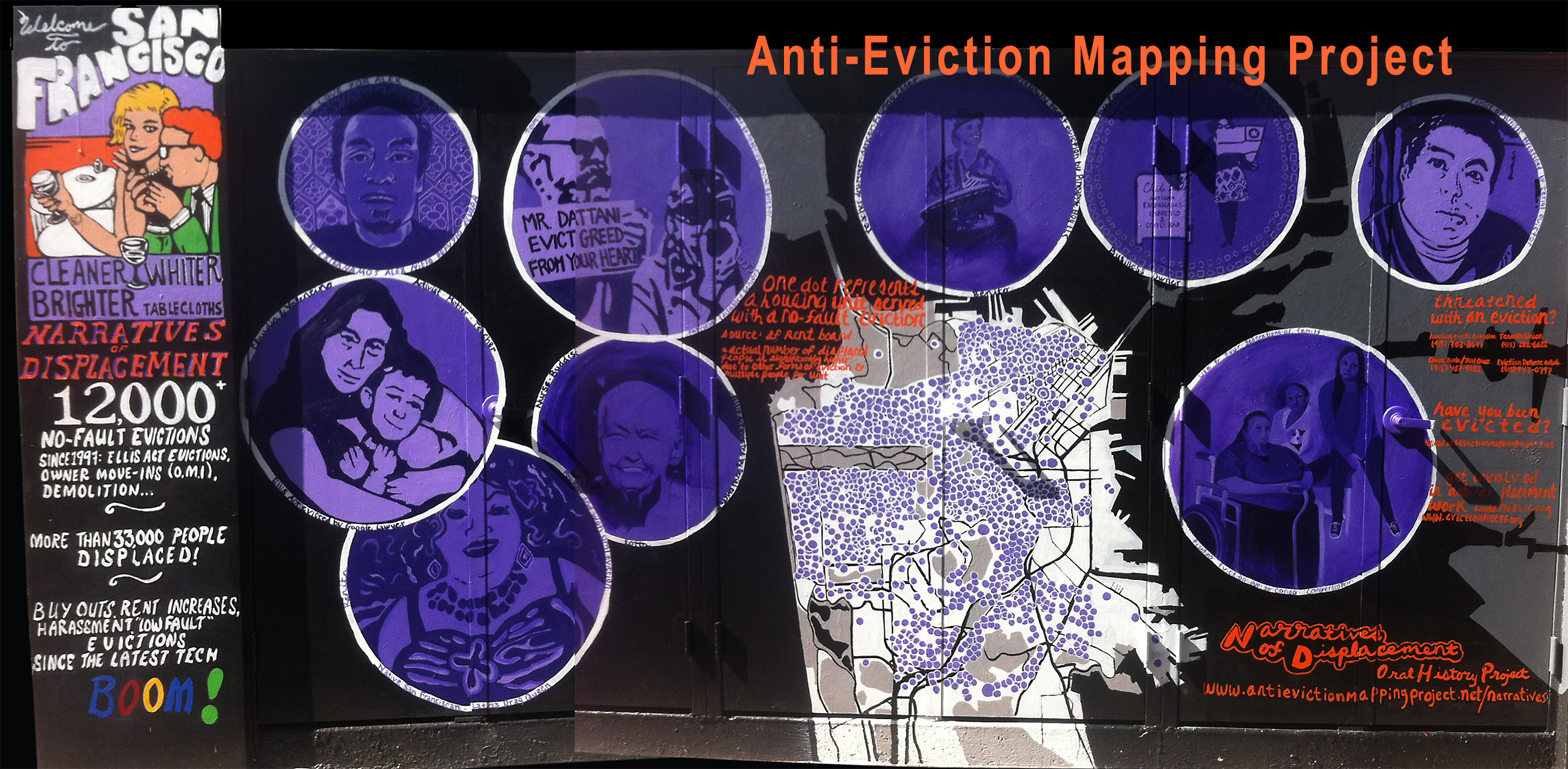 Anti-eviction mapping and the housing crisis